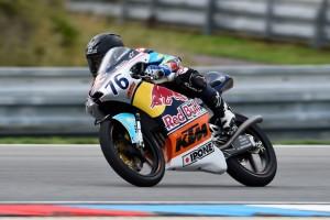 Makar Yurchenko Red Bull MotoGP Rookies Cup 2014
