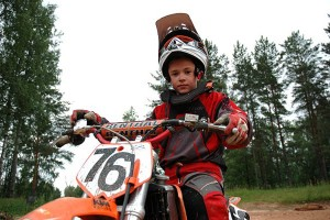 Makar Yurchenko Albacete FIM Junior Moto3