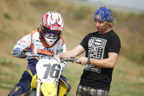 FMX trainings with Alexey Kolesnikov 2010