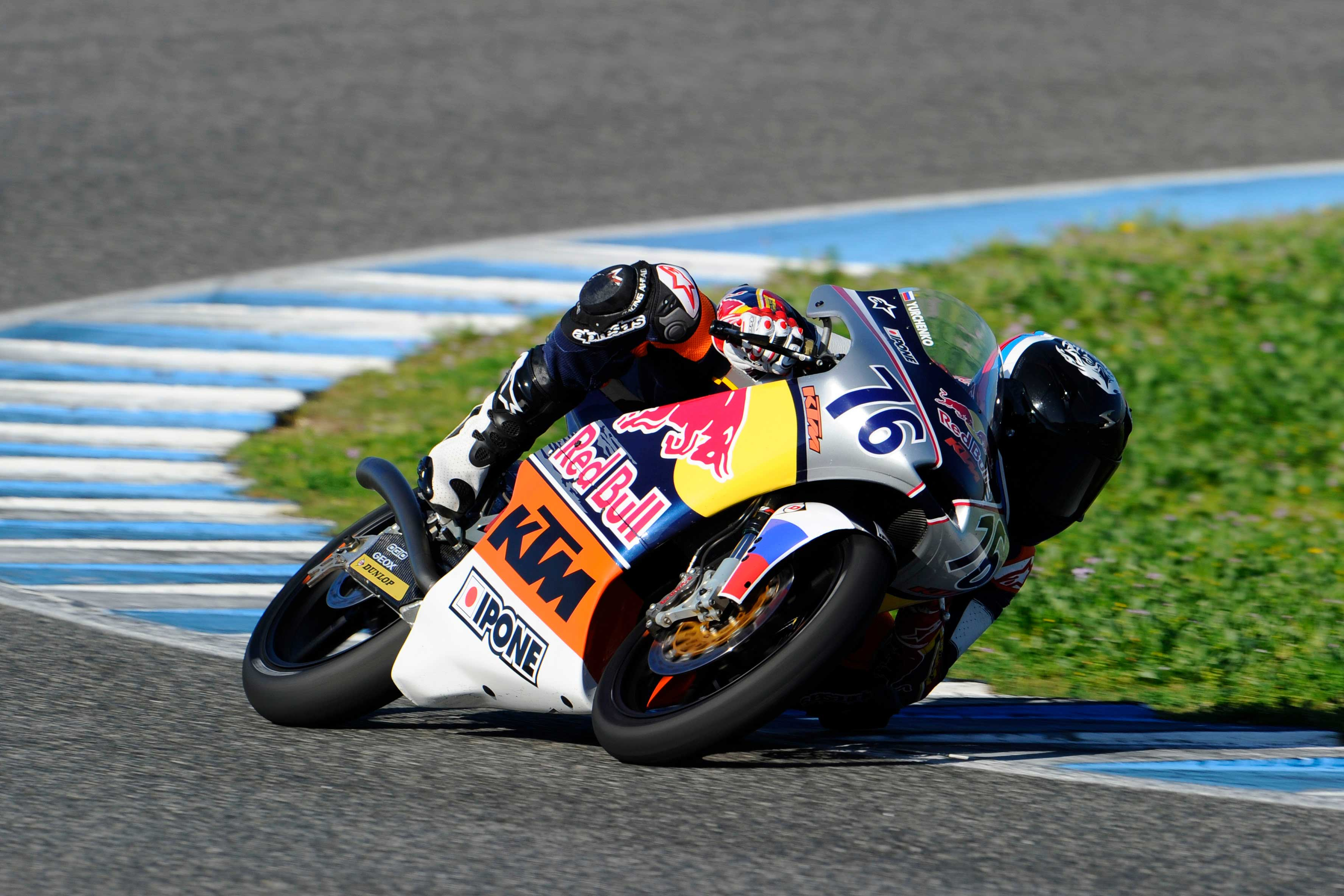 Makar Yurchenko Red Bull MotoGP Rookies Cup 2015 (2)