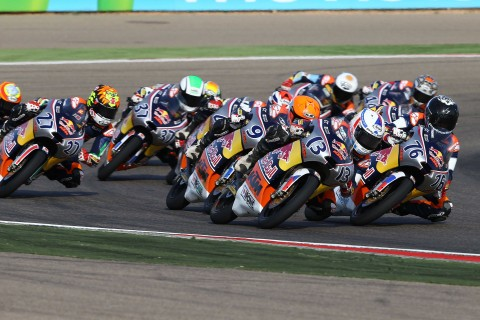 Photogallery: Red Bull MotoGP Rookies Cup 2015