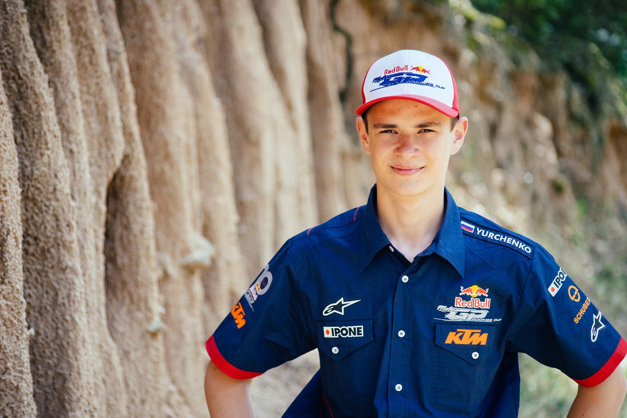 Макар Юрченко - прорыв в MotoGP