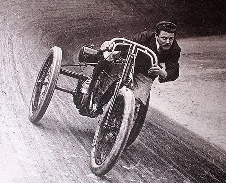 De Dion Bouton Motorcycle