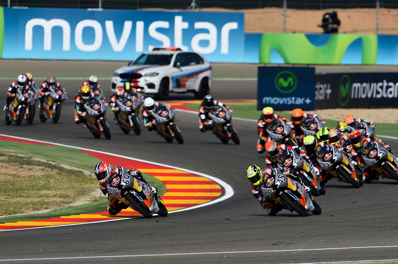 Red Bull MotoGP Rookies Cup Makar Yurchenko
