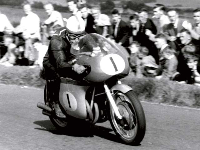 John Surtees MV Augusta