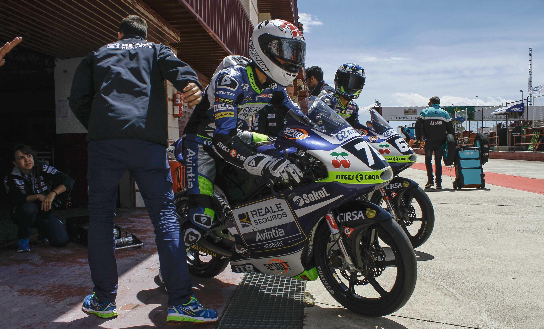 Makar Yurchenko, FIM Cev Repsol Junior Moto3
