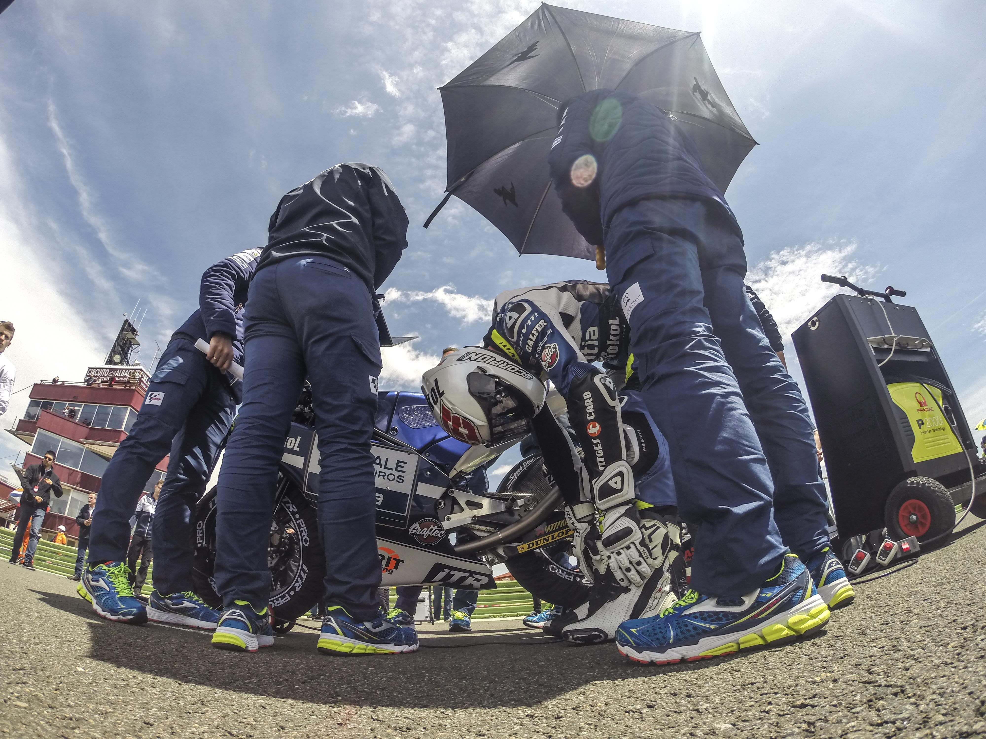 Makar Yurchenko, Avintia Racing Academy