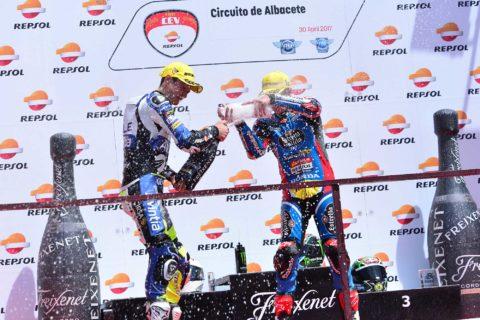 FIM Junior Moto3 Championship, 2017