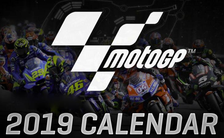 MotoGP calendar 2019