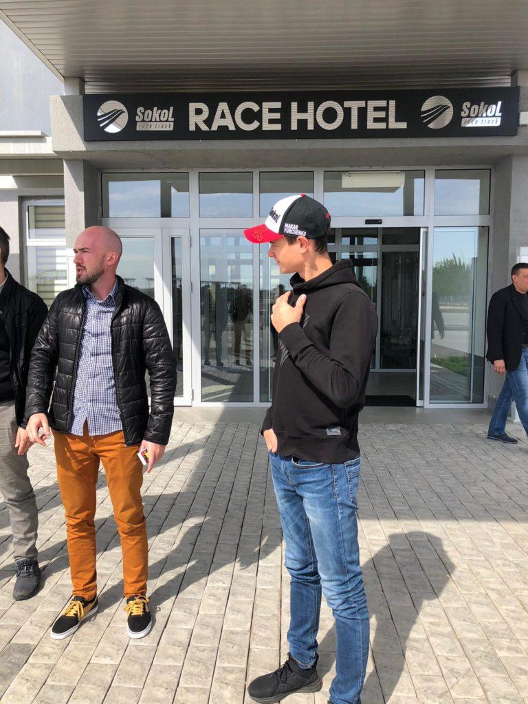 Отель Автодром Сокол Sokol Racetrack hotel