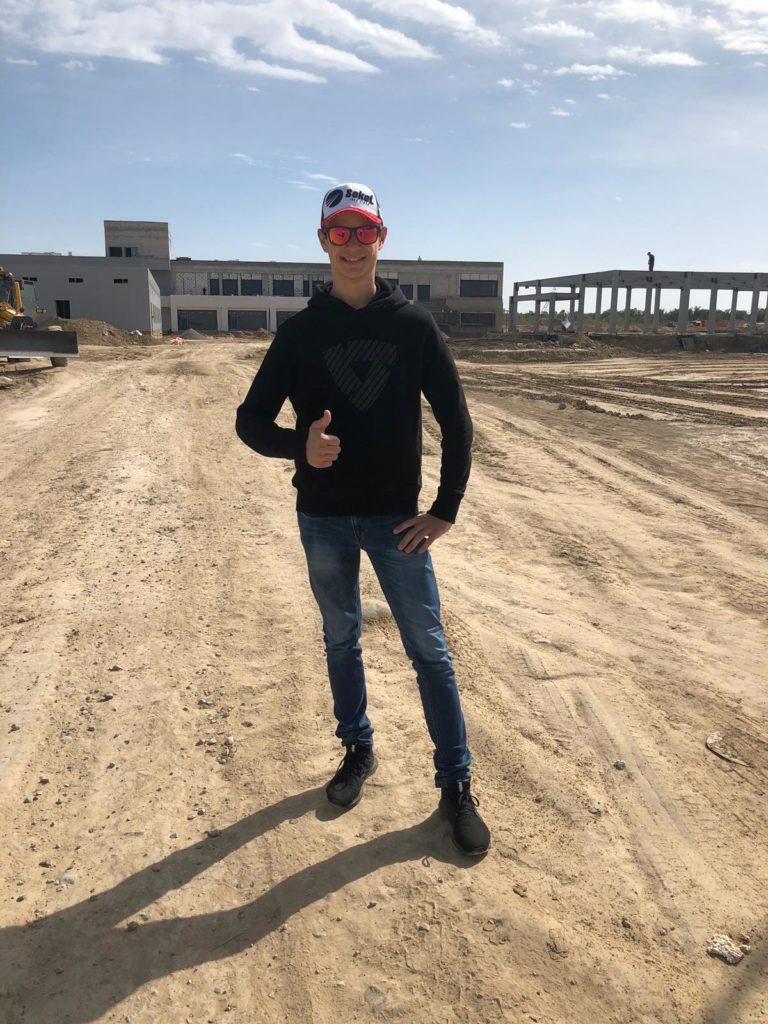 Sokol Racetrack Автодром Сокол